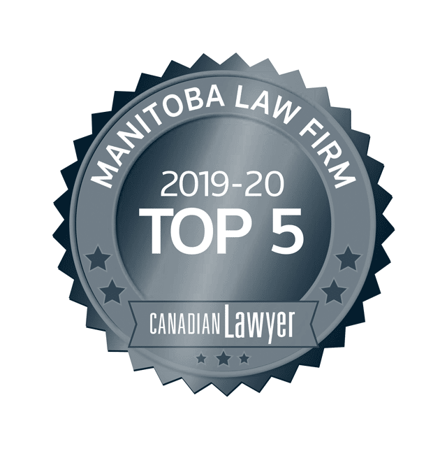 top 5 manitoba law firm logo from canadian lawyer
